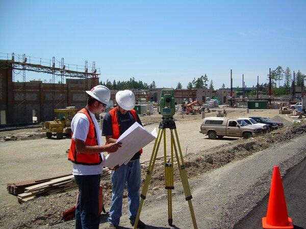 construction survey | construction surveyor
